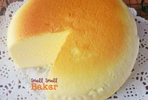 Cheese cake and more / Japanese cotton cheese cake