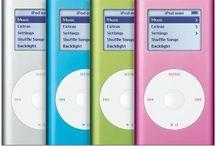 iPod / En este tablero vas a poder encontrar todo lo que está relacionado con el iPod