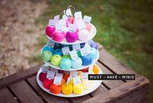 Yarn and Colors Must-have Minis / De Must-have minis - klein maar wel verkrijgbaar in 100 kleuren.