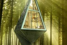 Incredable homes / Amazing Buildings