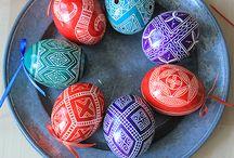 Easter ,eggs