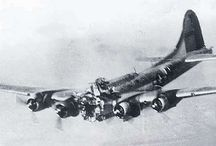 Battle damaged aircraft