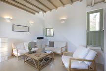 Cycladic Dream Villas. / Summer Villa in Antiparos island