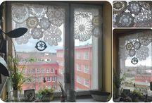 ozdoby okna Handmade By Anna