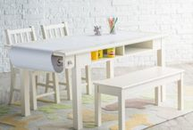 Kids activity tables