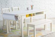 table artistique pour enfant