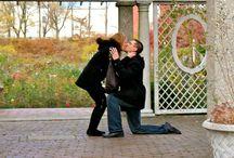 E N G A G E M E N T S • P R O P O S A L S / Engagement photo shoot inspiration