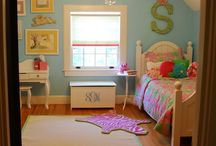 Room Ideas for the Girls / by Sara Izard