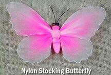 ozdoby z nylonu