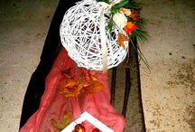 wedding decoration / my ideas of wedding decoration