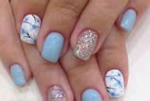 Дизайн ногтей / Дизайн ногтей, маникюр, гель, гель-лак