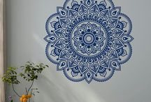 mandalas de pared