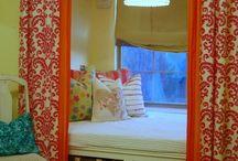 Maeve's Bedroom
