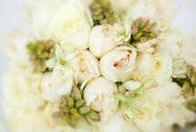 Wedding Bouquets / Beautiful handtied and teardrop bouquets