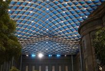 Trellis / Trellises used in Architecture and Interior Design