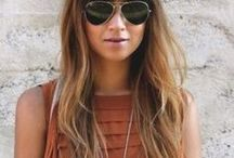 Ombre hair/Balyage / by Stacey Holland