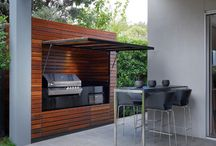 Outdoor kitchen architect