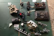Mercedes-Benz spares / Just collecting stuff here for my benz w123