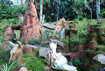 Bichacue / lugar de esparcimiento e integración con la naturaleza
