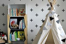 DIY for kids - teepee