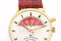Vintage clocks and watches / Unique collection of fine and rare watches and clocks // Einzigartige Sammlung von edlen und seltenen Uhren. www.watch-time.de