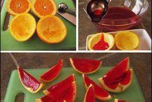 owocowo/warzywnie ładnie podane