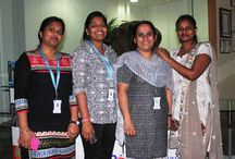Womens Day 2015 Celebration at Telerad RxDx / Telerad RxDx celebrated International Womens day on 8th March 2015