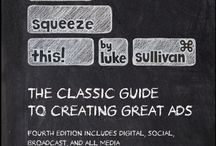 Biz Books / some favorite reads on modern marketing, advertising and copywriting