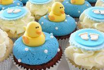 Baby Shower Cupcakes / Baby Shower cupcakes