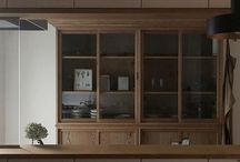 食器棚 / 打合せメモ