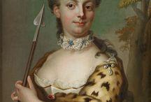 18th century: Diana