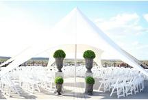 Ceremonies at Sky Deck / SkyDeck Ceremonies, Ceremony, Wedding, Wedding Inspiration, Wedding Photography, Wedding Decor, Ceremony Decor, Bride, Groom, Outdoor Wedding, Rooftop Wedding, Wedding Venue, Modern Wedding