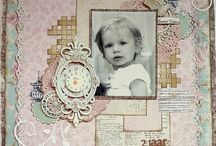 Scrapbook pages to do