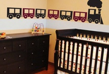 Baby Boy Nursery / Furniture and decorating ideas for a baby boy's room. / by Christina Anderson
