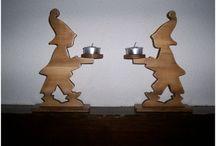 Duende de madeira