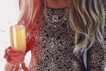Mood: Glitz and Party Style / Parties, and everything that shimmers.