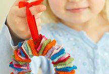 Náměty pro děti - vánoce a zima