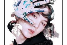 "A YoonGi / Min Yoon Gi (민 윤 기)  Position: Lead Rapper  Birthday: 9 March 1993 Height: 174 cm (5'8.5"") Weight: 59 kg (130 Ibs) Blood Type: 0  Birthplace: Buk-gu Daegu, South Korea"