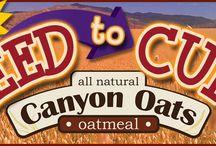 Canyon Oats - Oatmeal