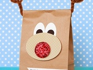 Christmas Goody Bags / by Jamie Abernathy