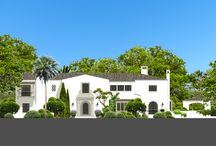 Spanish revival mansion (2017 version) / More on https://www.facebook.com/dreamhomesmeubles/