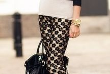 a style   office chic / outfit inspiration for stylish office wear