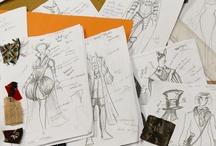 Vestuario Menkes / Vestuario creado en los talleres de l'Atelier Menkes en Barcelona. Más información contactar conmigo.
