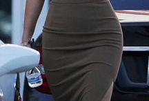 Dressy wear