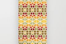 Cases Society6 - Iphone & Galaxy