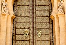 Enter this way... / Lovely, inspiring, magnificent doors and gates. / by Kristin Robinson