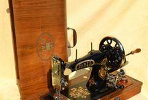 Anciennes machines