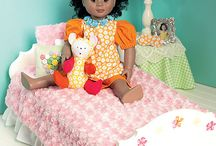AG doll patterns McCalls to sew / Patterns from McCalls / by Margaret Johnson
