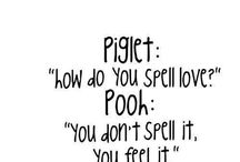 POOH / by Shannon Finch-Cubley