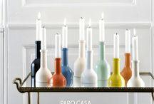 Ilumine reutilizando garrafas de vidro